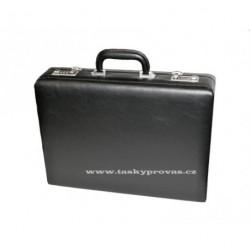 Atašé kufr Sněžka Náchod SilverCase 011 černý