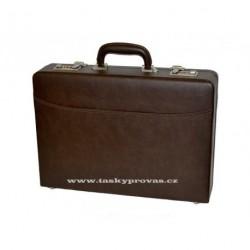 Atašé kufr Sněžka Náchod SilverCase 033 hnědý