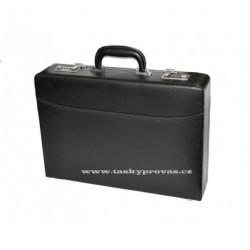 Atašé kufr Sněžka Náchod SilverCase 033 černý