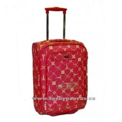 Cestovní kufr Airtex 520 70 červená
