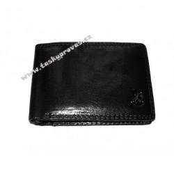 Kožené pouzdro na vizitky nebo kreditní karty Cosset Komodo 4407 black