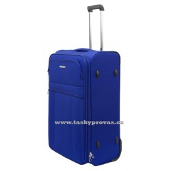 Cestovní kufr Airtex 6107 50 modrá