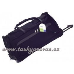 Cestovní taška na kolečkách Airtex 856/55 černá
