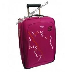 Cestovní kufr Airtex 2351 70 tm.růžová