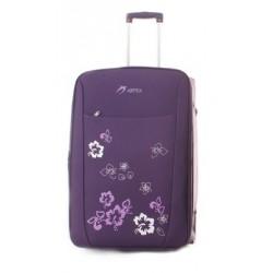 Cestovní kufr Airtex 50 9154 fialová