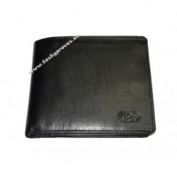 Pánská kožená peněženka DD S 280-01 černá