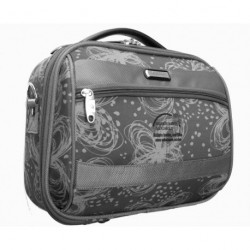 Cestovní taška kosmetická Airtex 2431 šedá