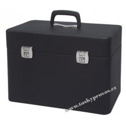 Kufr kadeřnický DUP 9905/62087 černá