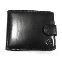 Peněženka pánská kožená Cosset Komodo 4487 černá