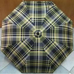 Deštník skládací automat GianMarcoVenturi Perletti 20228 černá/žlutá