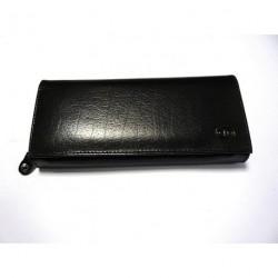 kožená černá kasírka DD 6572-01