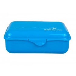 Box na svačinu Bagmaster LUNCH BOX 013 B BLUE (modrá)