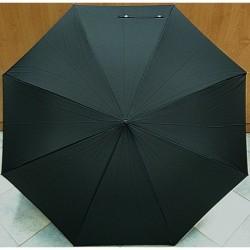 Deštník holový vystřelovací Blue Drop A578UL černý