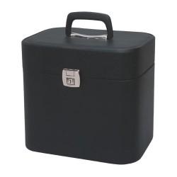 Kufr kadeřnický DUP 62081 černá
