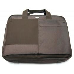 "Taška na notebook 15.6"""" + TABLET 10"""" Gabol INDUSTRY 407703 barva: hnědá"