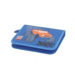 Školní penál Bagmaster CASE 02B modrá