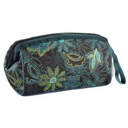 """Toaletní taška AHA s kovovým rámem """"Dark Luxe"""" 119746"""