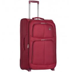 Cestovní kufr (kabinové zavazadlo) AEROLITE T-9613/3-S - vínová