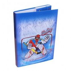 BOX na sešity A4 Emipo Hockey