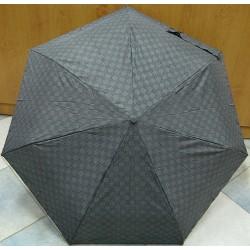 Deštník mini skládací Bargués 3055 černo-šedý