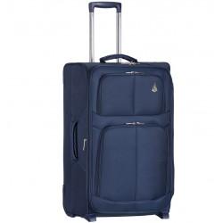 Cestovní kufr (kabinové zavazadlo) AEROLITE T-9613/3-S - tmavě modrá