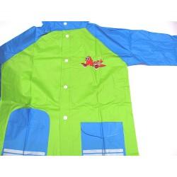Pláštěnka dětská Magiq 808 4-5 let zelená