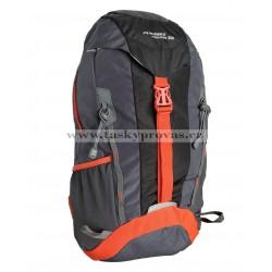 Axon sportovní batoh MONSTER 30L černá/šedá