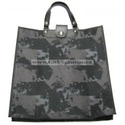 Nákupní taška KŠK vz.145 šedá/černá