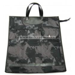 Nákupní taška KŠK vz.231 šedá/černá