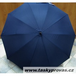Deštník holový Falcone Impliva GR-404/8048 modrý