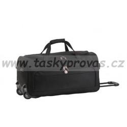 Cestovní taška na kolečkách ENRICO BENETTI 49008 černá