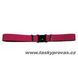 Dětský elastický opasek Xandy 1105 tm.růžová