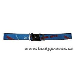 Dětský elastický opasek Xandy 11025 sv.blue jeans