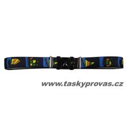 Dětský elastický opasek Xandy 11027 tm.plachetnice