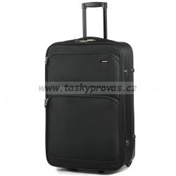 Cestovní kufr MEMBER'S TR-0135/4-60 - černá