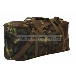 Cestovní (sportovní) taška - Redo střední 34246 woodland CZ