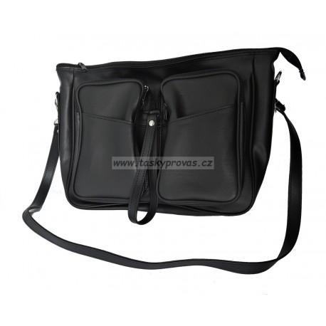 Pánská pracovní taška KŠK černá vz.146