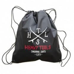 Heavy Tools Gym black - textilní vak