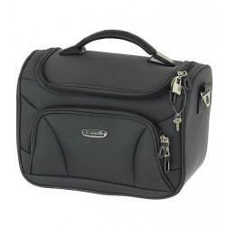 Kosmetický kufr Dielle 471-B-23 antracitová