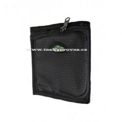 Peněženka sportovní Famito G-plus WP-0003 černá