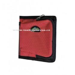 Peněženka sportovní Famito G-plus WP-0003 červená