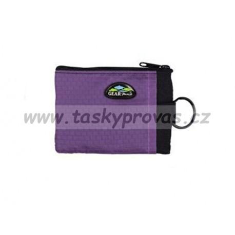 Peněženka/pouzdro na klíče Famito G-plus WP-0006 fialová