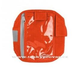 Sportovní kapsa na ruku Famito G-plus FT- 0001 oranžová