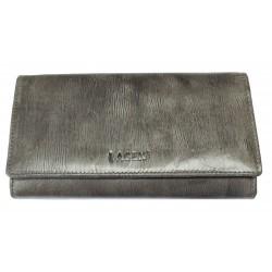 Dámská kožená luxusní peněženka Lagen 37371 d.grey
