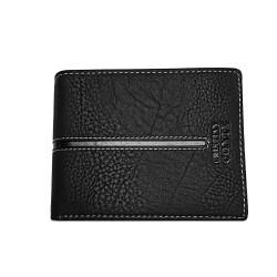 Kožená pánská peněženka Cristian Conte 5021 černá