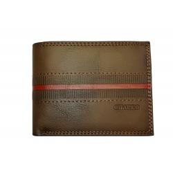 Kožená pánská peněženka Charro 844992 hnědá