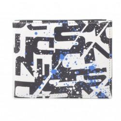Pánská peněženka s barevným potiskem 9203-04