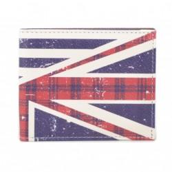 Pánská peněženka s barevným potiskem 9203-05