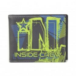 Pánská peněženka s barevným potiskem 9203-06
