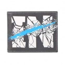 Pánská peněženka s barevným potiskem 9203-07